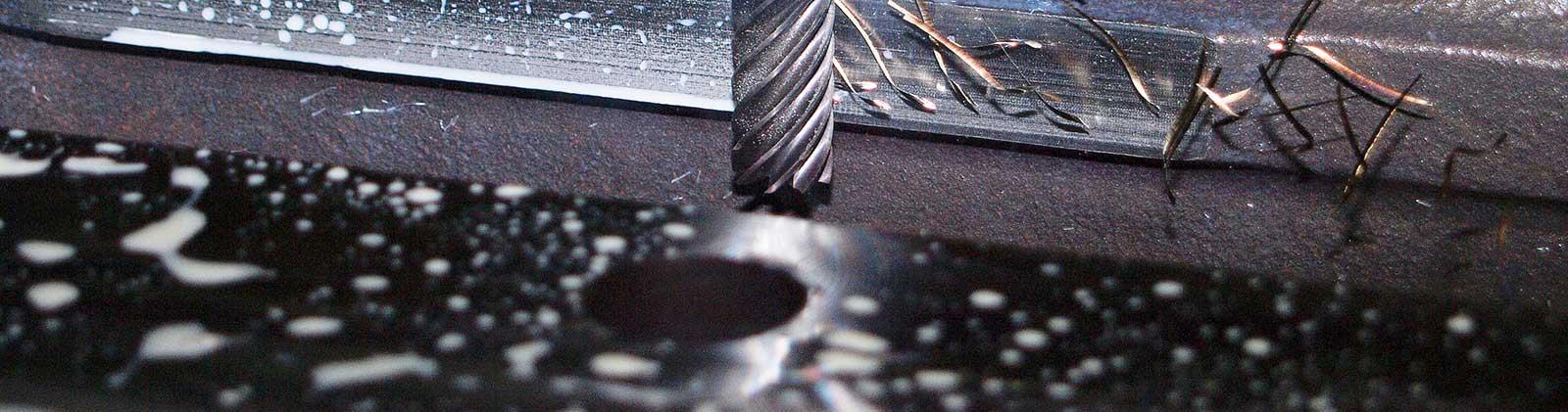 CNC Fräsen, SMV Straub Metallverarbeitung